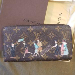 Auth Preloved Louis Vuitton Illustre Wallet